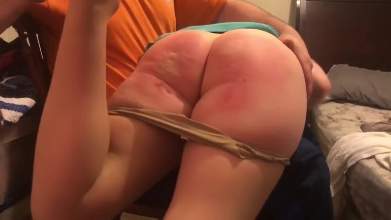 Otk pantyhose spanking Esmi Lee Porno