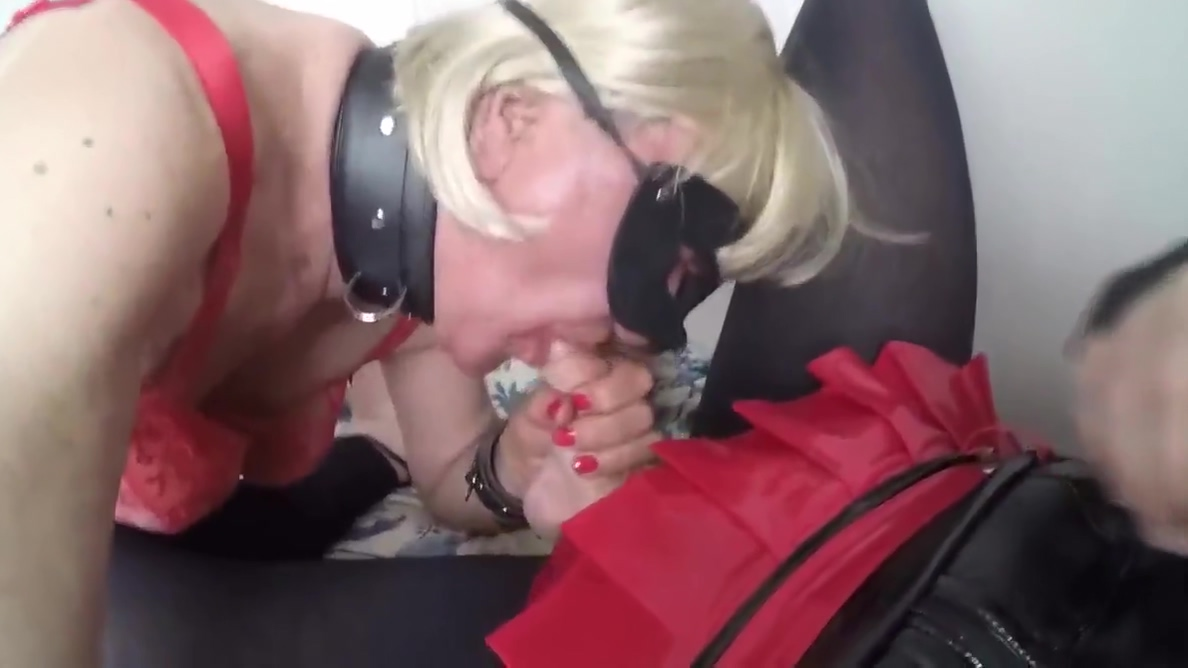 Slut slave suck mistress cock naughty home good night kiss one cover