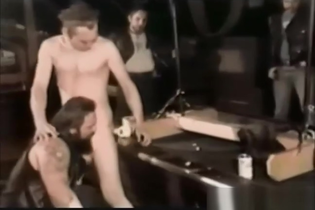 Gay Vintage Bear Fisting scene 2 public agent sex live
