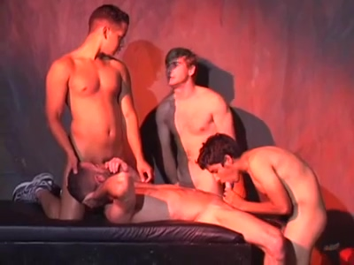 Glory Hole GangBang ? Scene 2 College cuties try their first ass fisting
