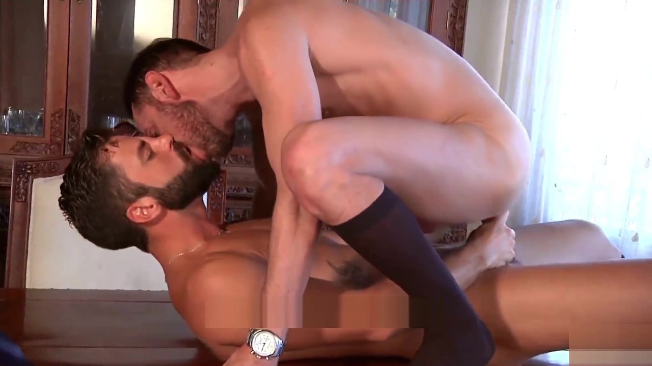 AITOR BRAVO & HECTOR DE SILVA she says yes and they fuck