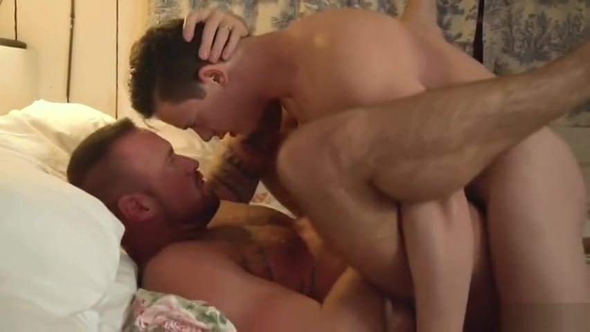 Michael Roman and Tobias first time lesbian trailer