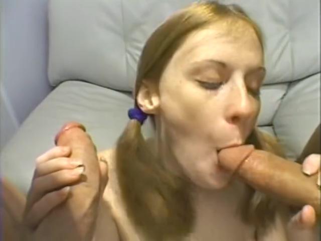 Allison Whyte and Brandon Iron - Deepthroat Virgins #3