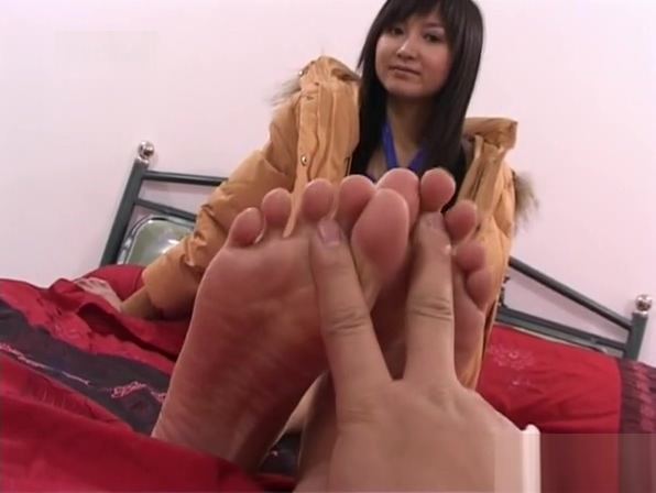 chinese feet modeling