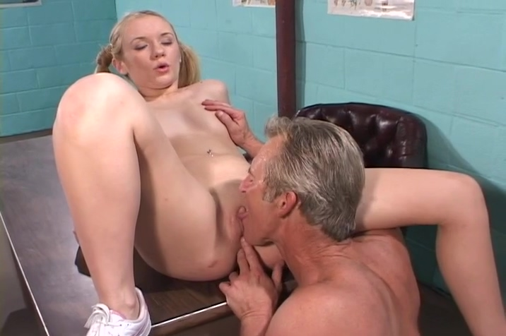 Brittney Alexander Gets Naughty With Buck Adams