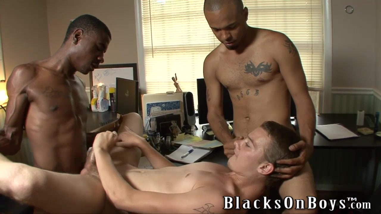 Xenar Gets Fucked By Two Horny Black Guys Crowed drunk party pussy she they