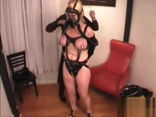 JG Leathers Venus De Mia Breathplay brittany blue porn star
