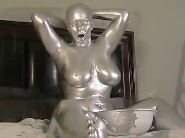 BBW in Silver Rich milf seduces boy to fuck