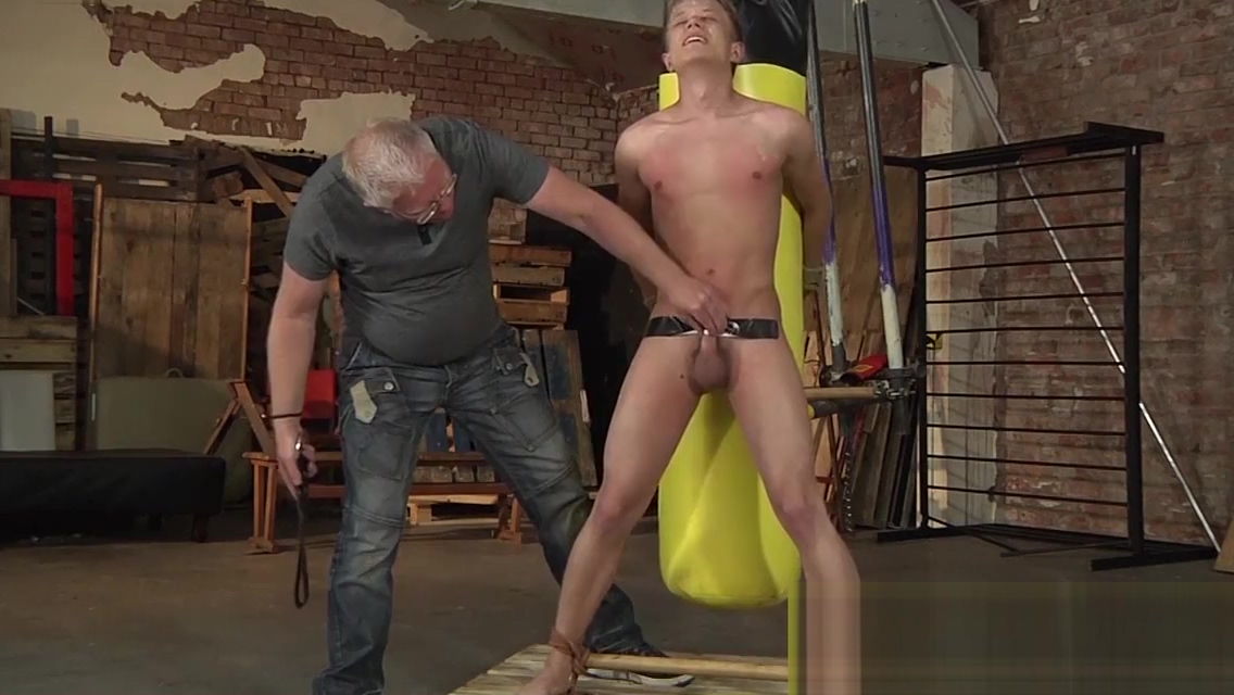 Young slave Chris Jansen tied up and punched by his master native wisconsin birds pictures