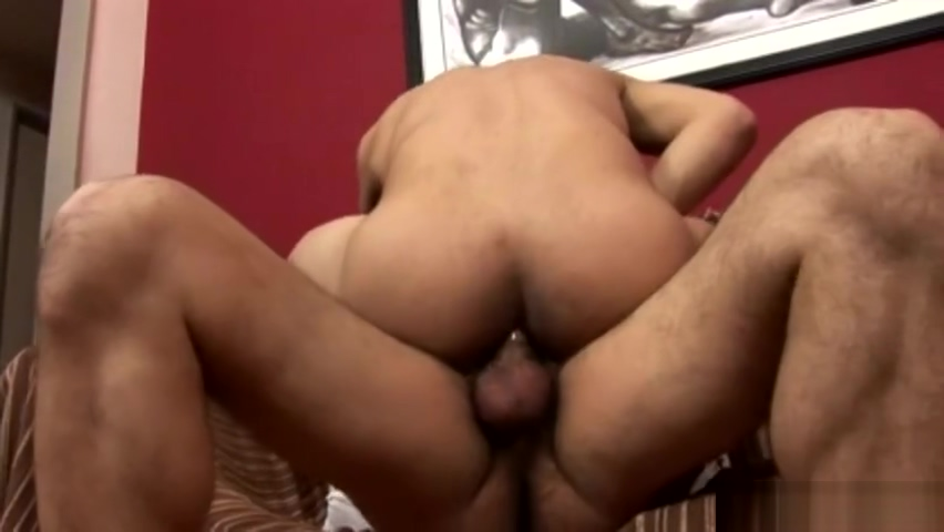 DADDY FUCKING A YOUNG FRIEND Monster anal dp