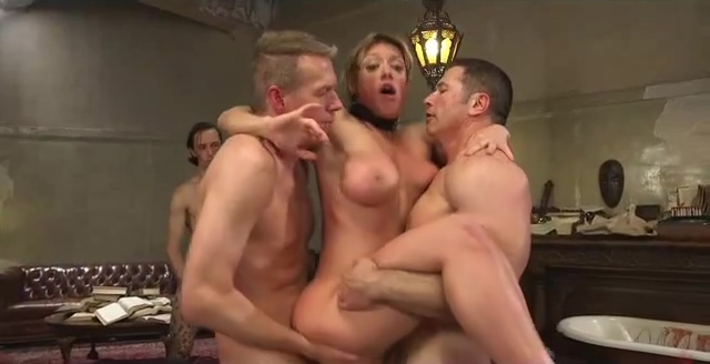 MILF GOT FUCKED IN ALL HOLES free porn movie fingering