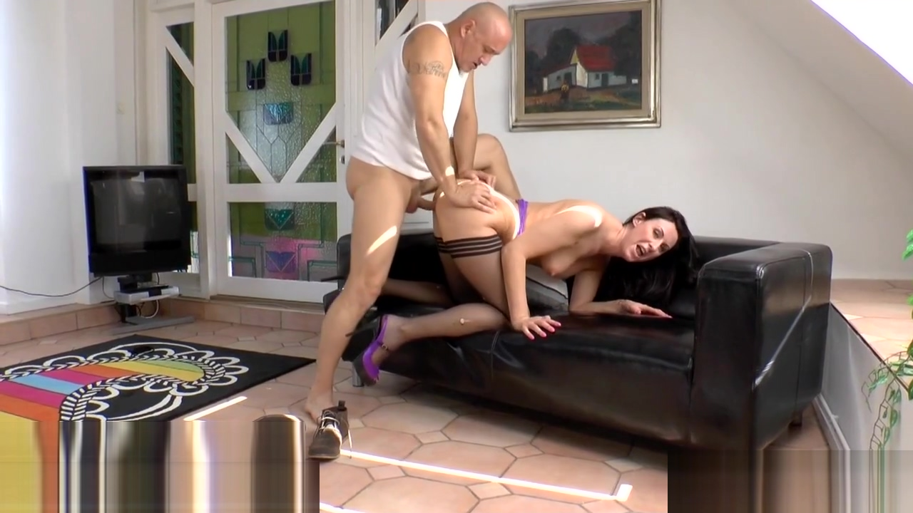 Pussyfucked mature beauty enjoys doggystyle Asian milf masturbates with a carrot