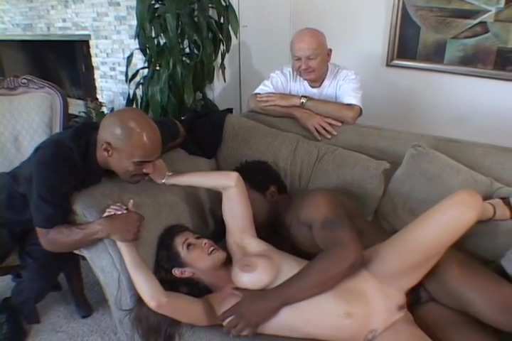 Bitch Loves Fucking Black Studs How to have sex with handcuffs