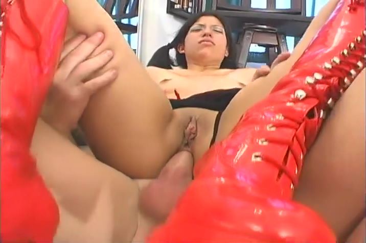 Cock Hungry Cutie Makes Sure All Holes Are Filled. free porn bi sexual