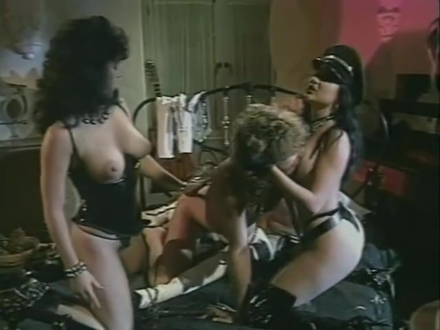 Group of wild girls in thigh high boots play with their coy boy toy Sex on meet me live