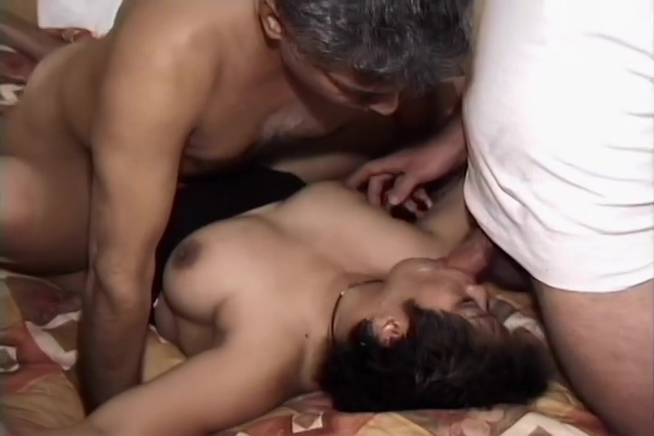 Mature MILF Gets The Old Men To Fuck Her