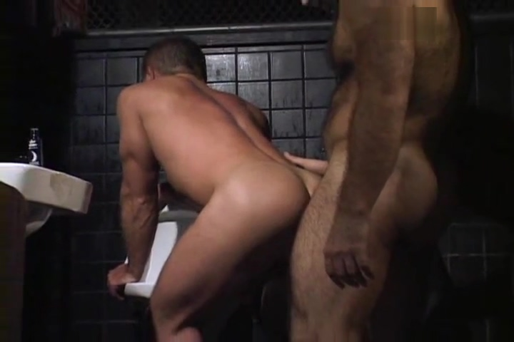 Quick fuck in the bathroom leashed lez slave worships domina feet