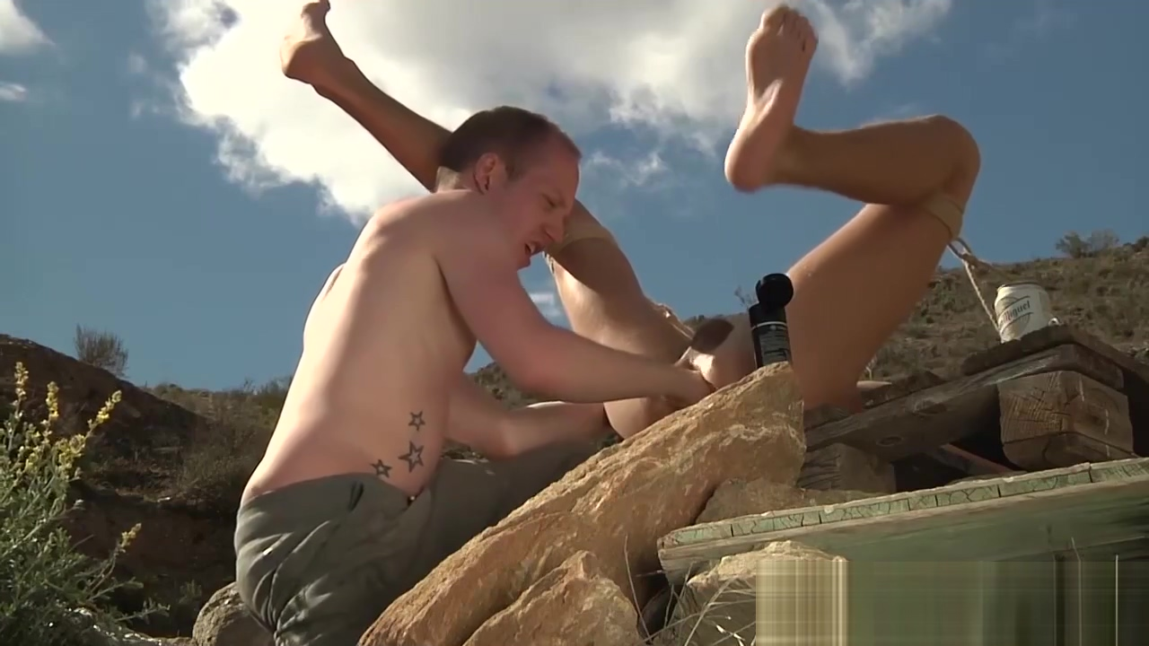 Sean gets really dirty with Justins asshole outdoor Free dating in the world