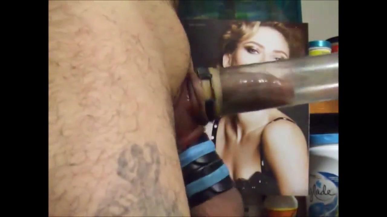 Scarlett Johansson Gets a Bigflip Load Good looking polish men