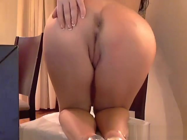 This busty brunette shows her ass and pussy Ass Fucking Sex Cunt Orgy