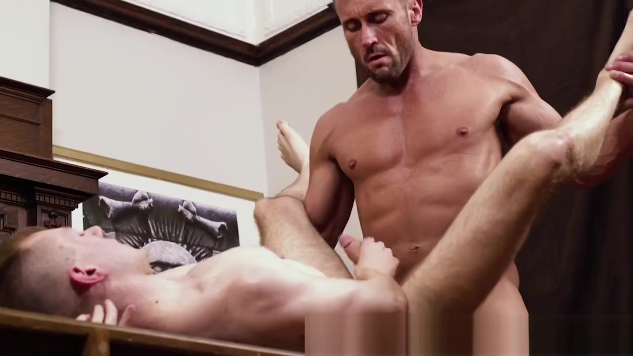 MissionaryBoyz - Hot Daddy Fucks a Guy In the Office gay dudes dorm dudes dudes