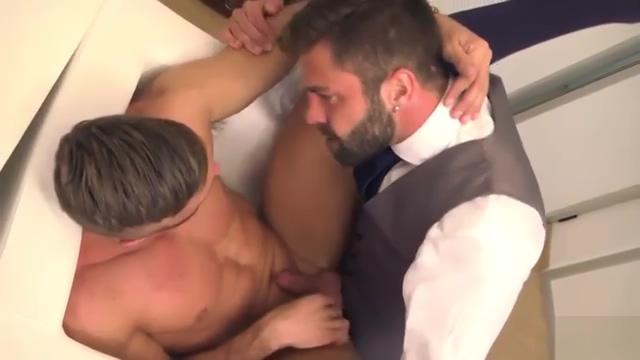EMIR BOSCATTO & HECTOR DE SILVA Mature nude home photos