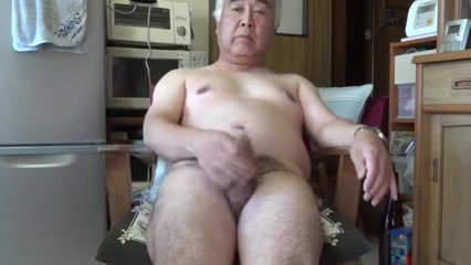 Str8 Japanese daddy Busty Squirting Webcam