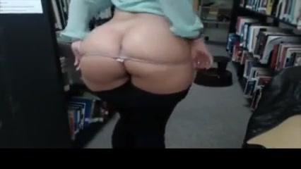 Hot girl masturbating in the library 2 Tranny jerk off cum