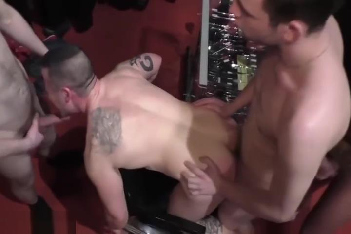 Russ Magnus gangbang Shemale fucking men thumbs