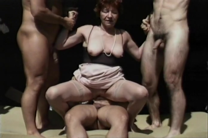 Horny MILF Fucked By Sons Best Friends