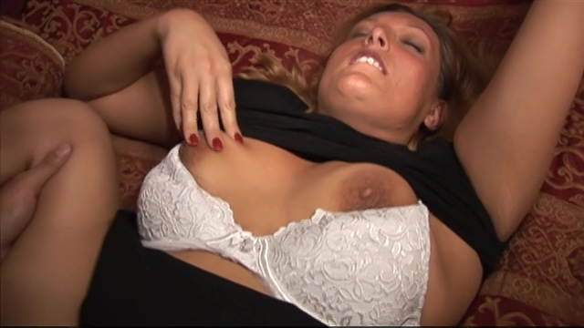 Horny mother hard fucked by her step son Sanny Daye