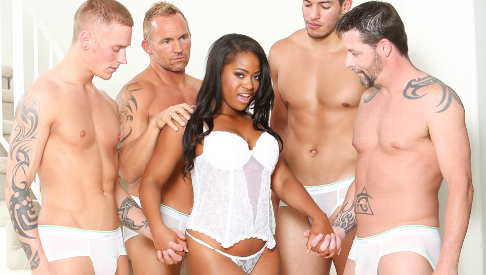 Monique Symone & Marcus London in White Out, Scene #01 free watch chinese porn
