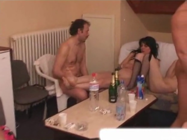Amateur Orgy Party 2