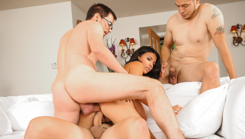 Girl getting cummed in