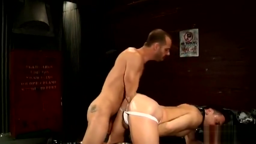 master fists and fucks his swollen pussy in panties
