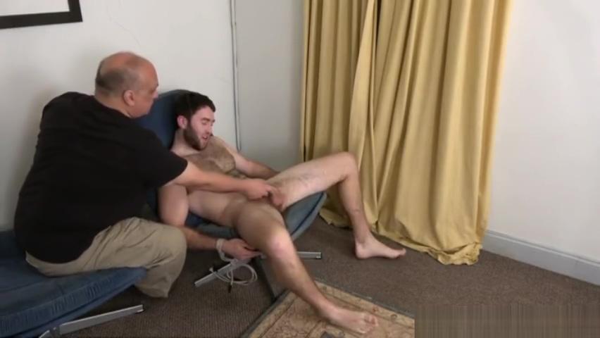 STHJ- Muscle Bear Brad Sexy Film Video
