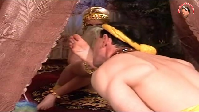 Arab Mistress Stefani Candice michelle spanked