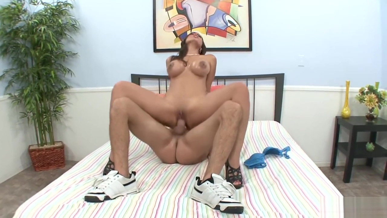 Busty brunette, Alexis Breeze got banged harder than ever before Gina lopez nude fucking tits porn