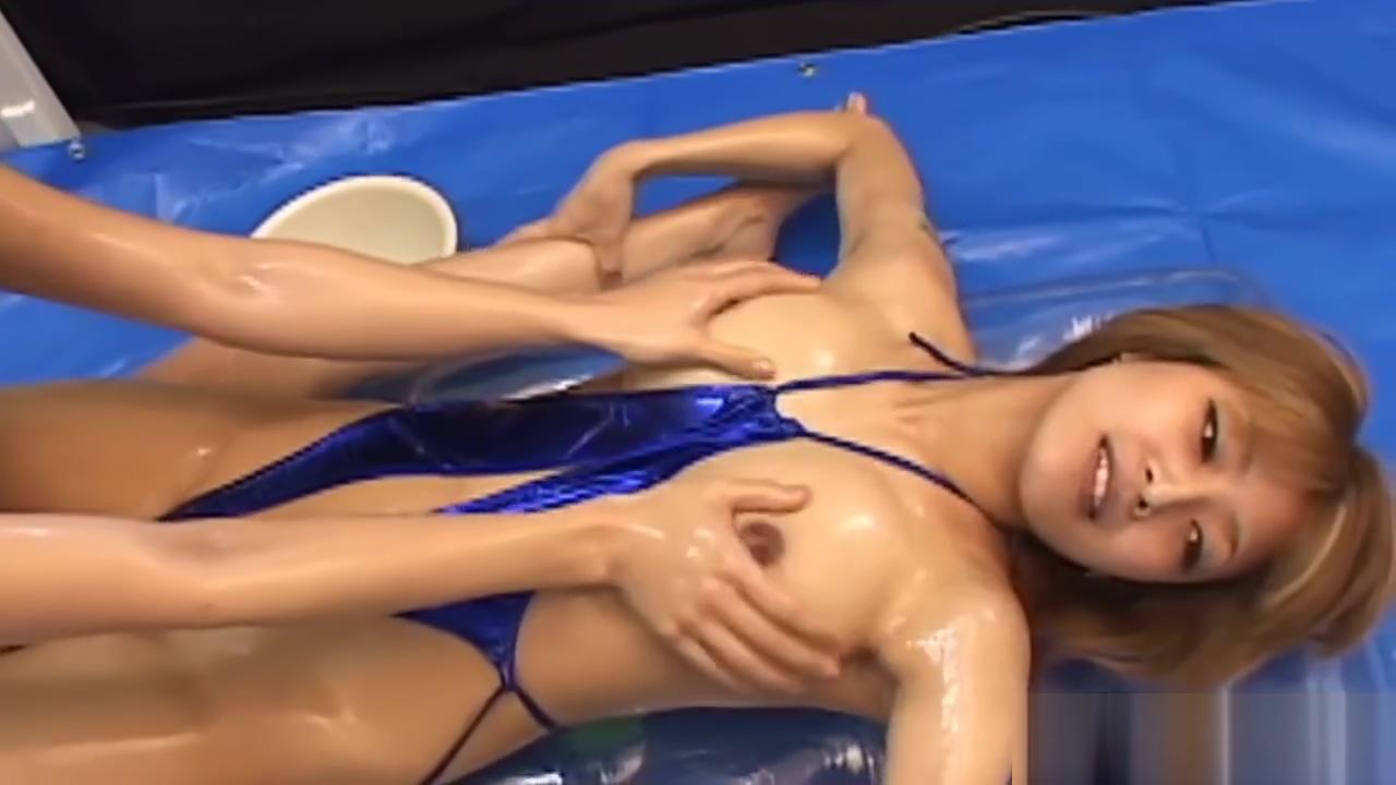 Japanese lesbian massages