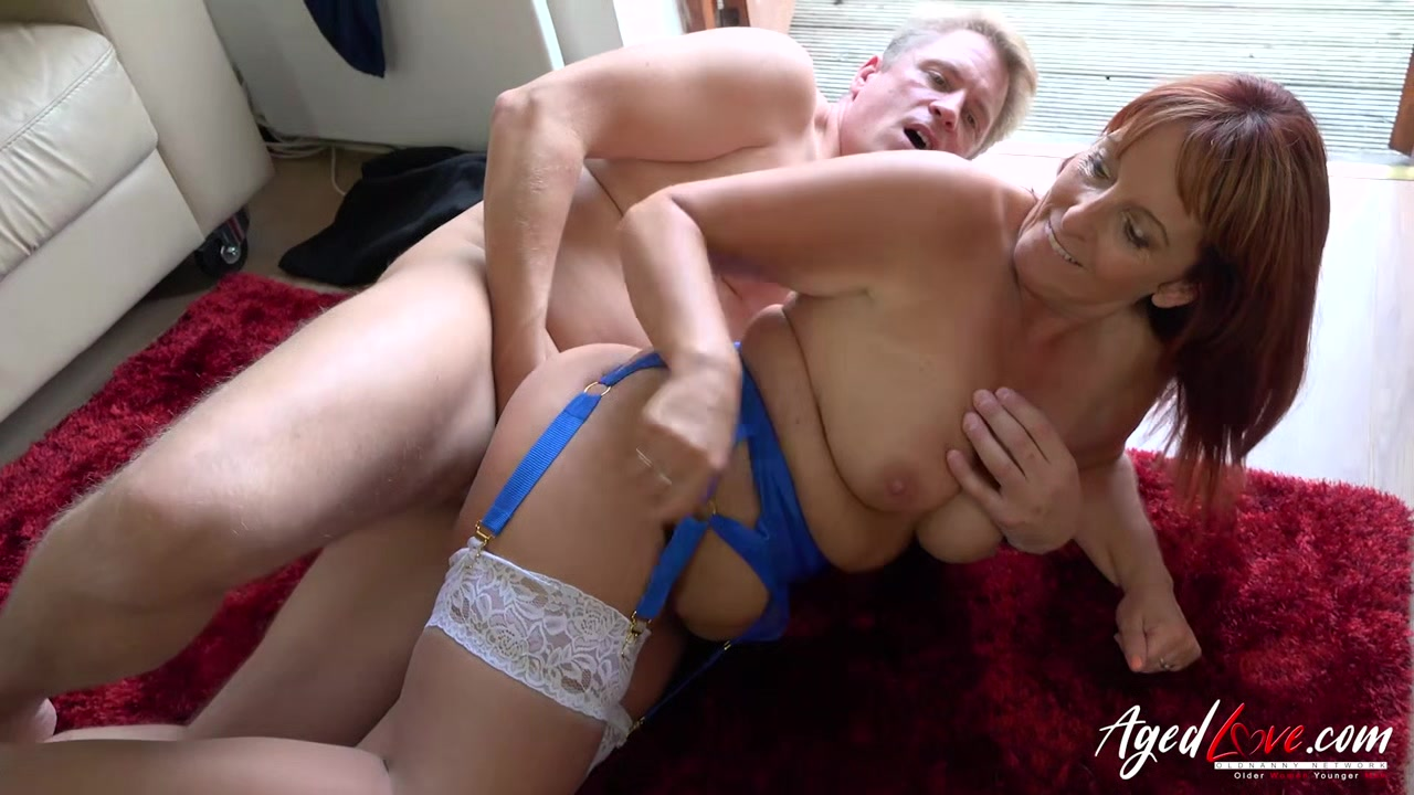 AgedLovE Mature Hardcore Payment Very large mature tits