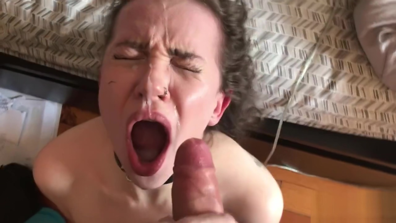 Spontaneous Post-Shoot Face Fuck Neighbor milf tits