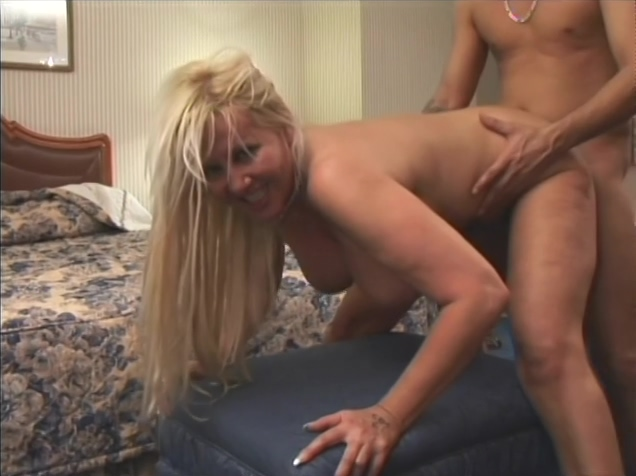 Blonde mother with big tits getting fucked by her cousin Most busty hardcore lesbian sex ever0