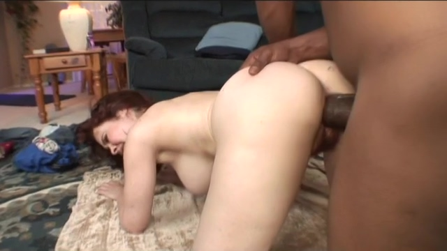 Thick Black Cock Is Rode By A Thick Ass Hottie