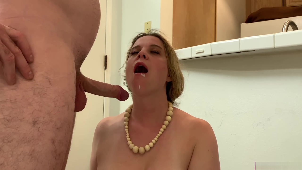 Stepmom fucked by stepson while practicing for the garden club speech