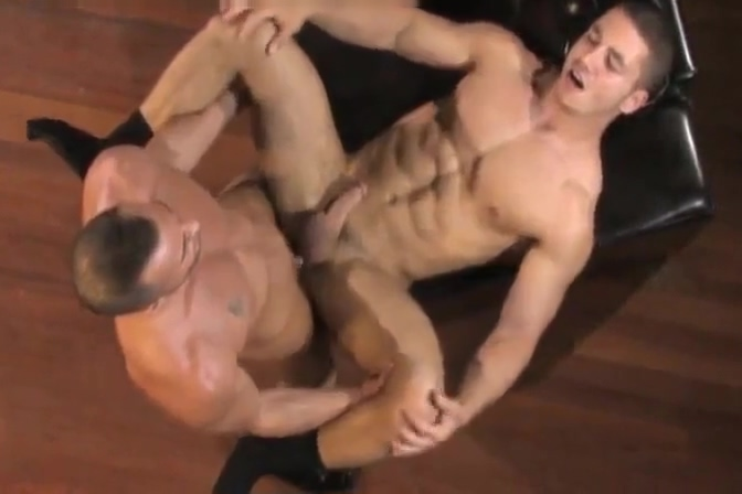 Men in suits fucking 2 hot gay men cumming