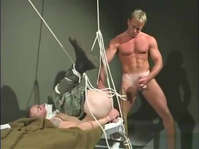 Handsome young soldiers bound and gagged. How long to have sex after varicolecetomy