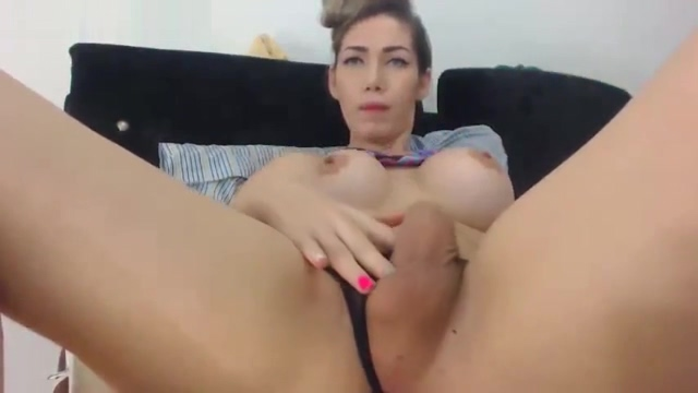Horny xxx scene transvestite Shemale exclusive Latin Ass Fuck