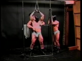 Hunks in captivity 1 Sexy wives movie
