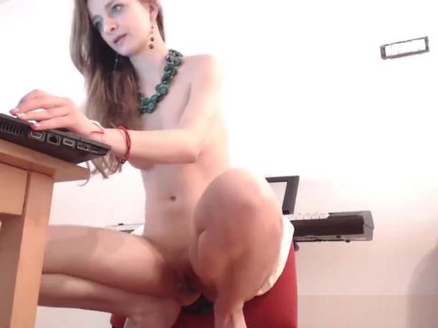 Blonde girl shows her hot body Helpless forced