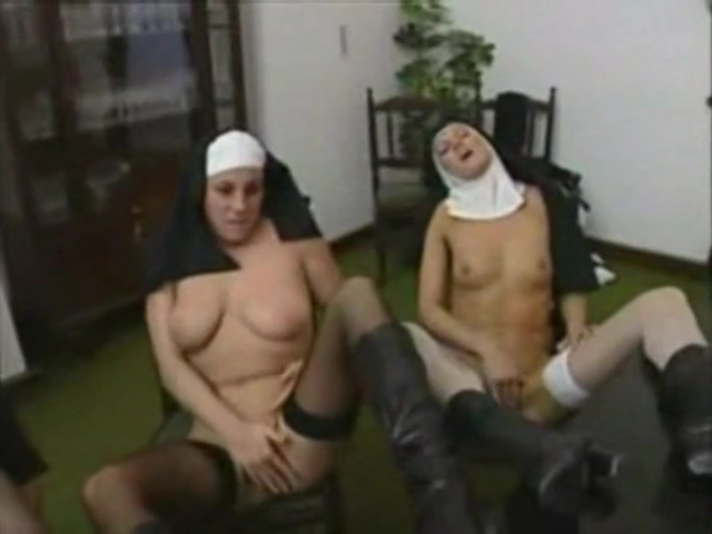 Nuns, dedicated to their religion Porn stars naked girls